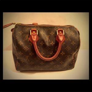 Louis Vuitton Speedy Authentic