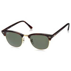 Authentic Ray Ban Tortoise Clubmaster - GUC