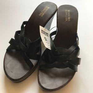 "Wedge ""Wyanet"" Sandals"
