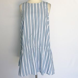 NWT Zara Striped Tunic