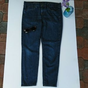 J. Crew Toothpick jeans size 31 ankle