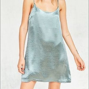 Urban Outfitters- Sugar Lips Metallic Dress