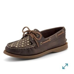 Sperry Top-Sider A-O Studded Boat Shoe
