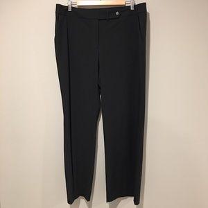 Calvin Klein Classic Fit Pants Size 16