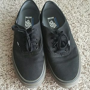 Vans Pro Ultracush black gum