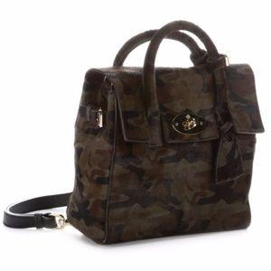 Mulberry Bags   Cara Delevingne Mini Camo Back Pack   Poshmark f30e790897