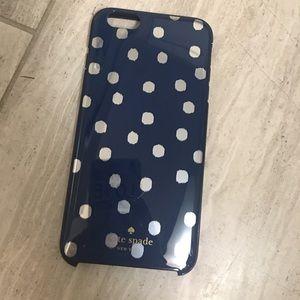 Polka Dot Kate Spade phone case