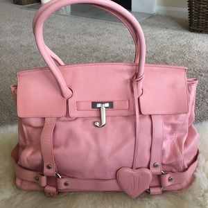 Juicy Couture Birkin Style Bag
