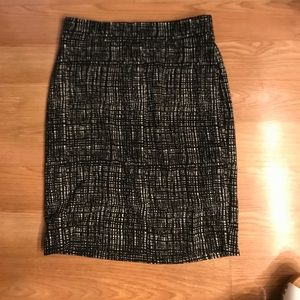 NWOT Nicole miller pencil skirt