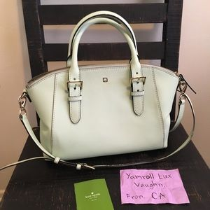 Auth. KATE SPADE CHARLOTTE STREET SMALL SLOAN BAG