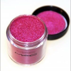 🎨 MAC Cosmetics Fuchsia Pigment Eyeshadow Powder