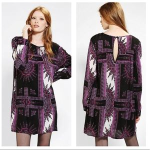 Mink Pink x Urban Outfitters Babydoll Dress Small