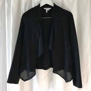 BCBGeneration Blazer with sheer detail. Size S