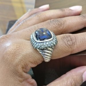 David Yurman Waverly Limited Edition Ring