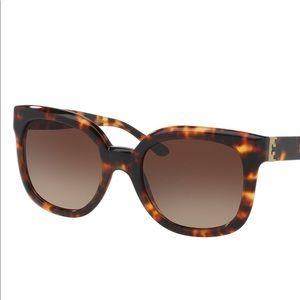Oversized Tory burch sunglasses nwot