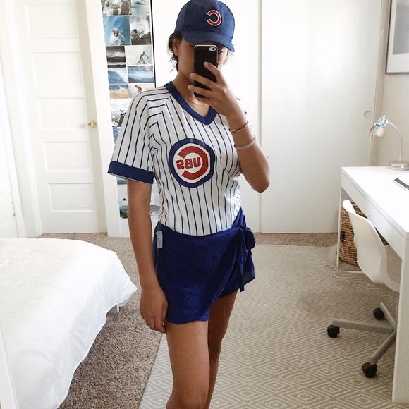 b36ec5389fc Vintage Chicago Cub s Rawlings MLB Baseball Jersey