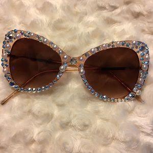 Custom designed sunglasses !!