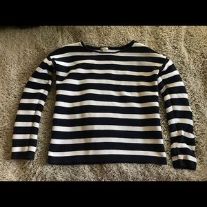 Striped Gap sweater
