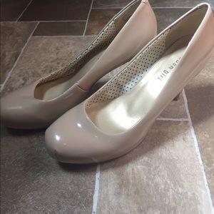 Nude madden girl heels!