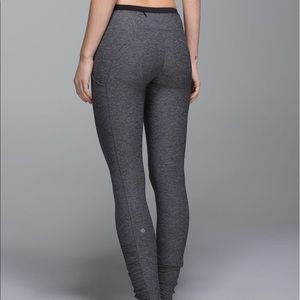 LULULEMON ATHLETICA SPEED TIGHT III *Luxtreme