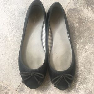Rockport Ballet Flats with Adidas Insoles