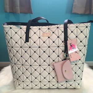 Luv Betsey By Betsey Johnson Tote New With Tags