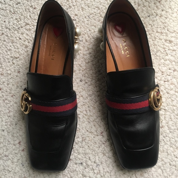 43cbb1c3b Gucci Shoes | Peyton Loafer | Poshmark