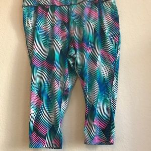 e7601bca5b8 Xersion Pants - Plus Size Xersion Workout Capris Leggings