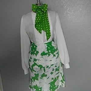 Vintage mod skirt