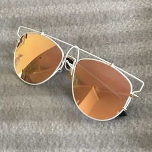 ☀️Retro framed sunglasses