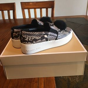 MICHAEL Michael Kors Shoes - MICHAEL Michael Kors Keaton Slip-On Sneaker