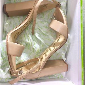 Sam Edelman sandals, only worn once