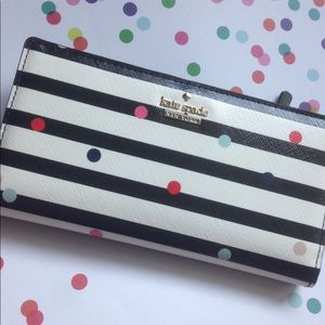 Kate Spade ♠️Stacy Wallet