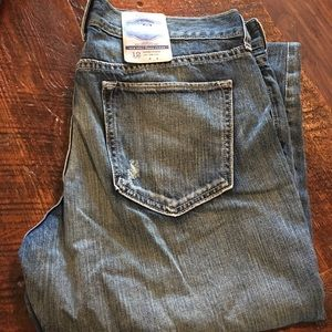 NWT Old Navy Diva Super Flare jeans