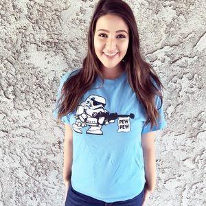 Star Wars Stormtrooper top!