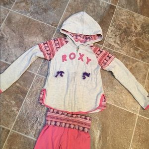 Girls Roxy outfit