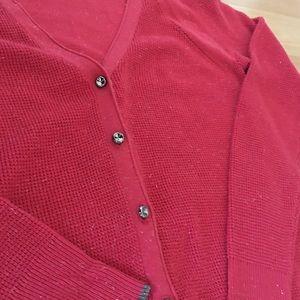 Sweaters - Simply Vera Cardigan Sz Sm Petite