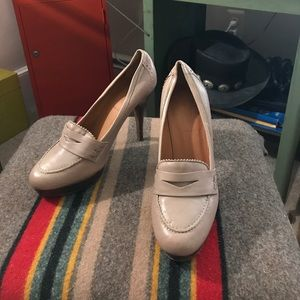 J. Crew - Loafer Pumps