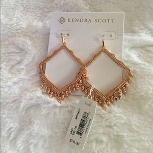 Kendra Scott Lacy in Rose Gold