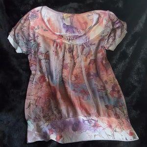 Daytrip fall blouse