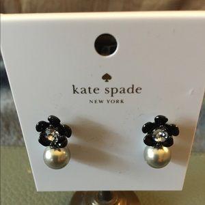 KATE SPADE ♠️ PRECIOUS PETALS EARRINGS