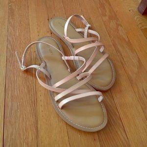Old Navy Vegan Leather Sandals