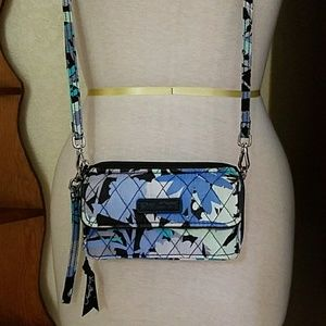Vera Bradley Crossbody ALL in One or Wristlet