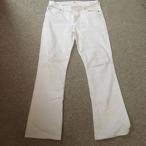 Citizens of Humanity Amber White Jeans