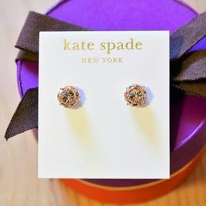Kate Spade New York 14K Rose Gold-Filled Earrings