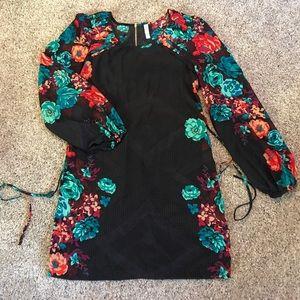 Floral Bohemian Dress