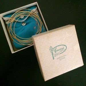 Jewelry - Gold Bangle Bracelet Set