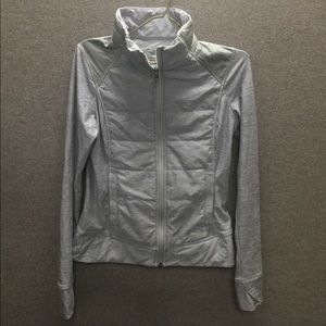 The North Face zip up sweater jacket size XS