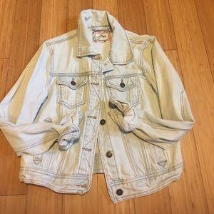 Size medium Forever 21 jean Jacket