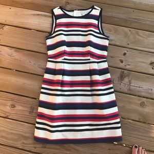 J. Crew - Striped Dress